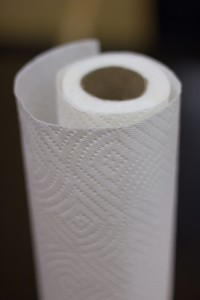 recycle papertowel