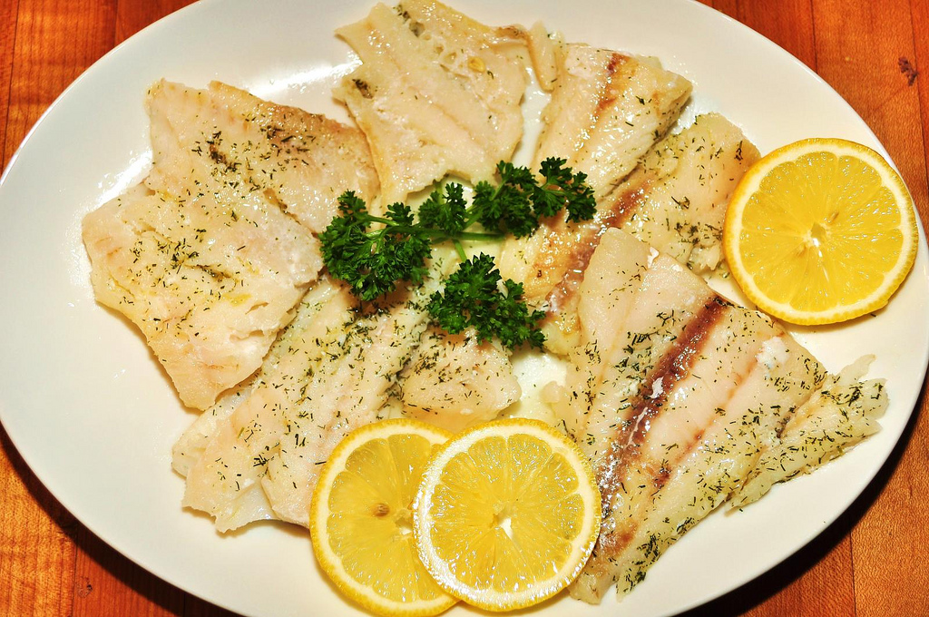 Fish based traditional christmas dinner recipes environmental large4387804393 baked fish is a perfect candidate for your christmas dinner forumfinder Image collections