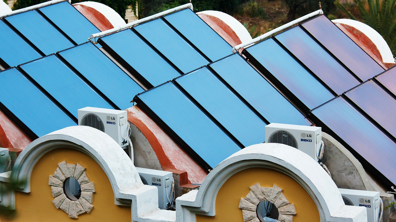 Build Your Own Solar Water Heater Diy Project